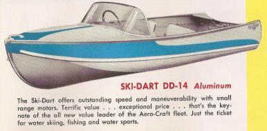 "1962 DD ""Ski Dart"""